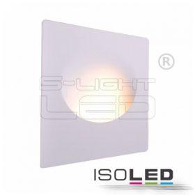 ISOLED 112165 festhető gipsz lámpatest oldalfalba süllyeszthető
