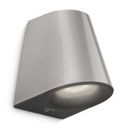 PHILIPS  Virga wall lantern inox 1x3W SELV17287/47/16