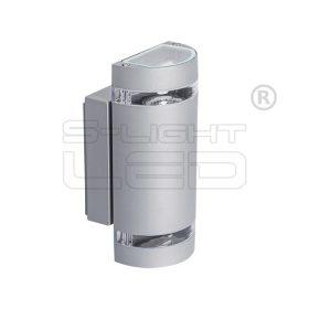 KANLUX ZEW EL-235U-GR lámpa GU10 Szürke kerek