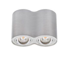 Kanlux BORD DLP-250-AL lámpa GU10 Ezüst