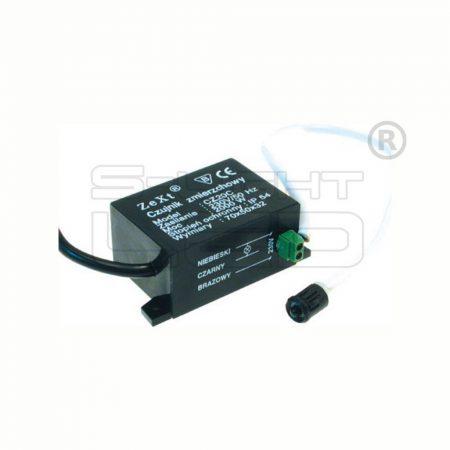 ALKONYKAPCSOLÓ  CZ20 2000W/230V AC külön érzékelővel