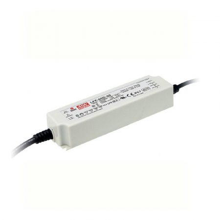MeanWell   60W  LPF-60D-42    60W 42V  0-1,42A  dimmelhető 42V  LED tápegység