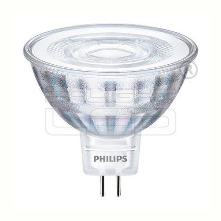 LED MR16  5W PHILIPS CorePro LEDspotLV 5-35W 827 36D 380lumen