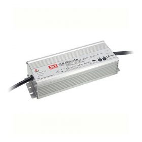 MeanWell 320W HLG-320H-12A IP65 fém 12VDC