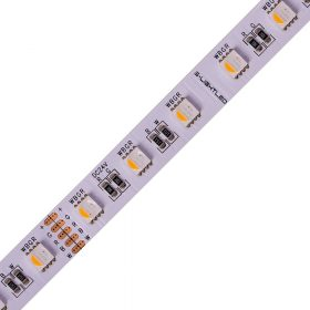 SL-RGBW-60WN-24-E 24VDC  LED szalag méterenként 60db RGBW 4 in 1  5050SMD LED