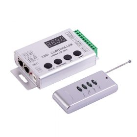 LED-DMX12V-DEKODER  12VDC feszültségű LED szalagok, fénysorok működtetésére