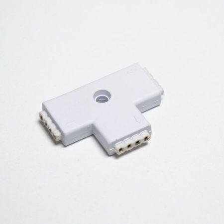 RGB LED szalaghoz T csatlakozó