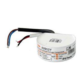 10W A1012Y  IP67 LED tápegység