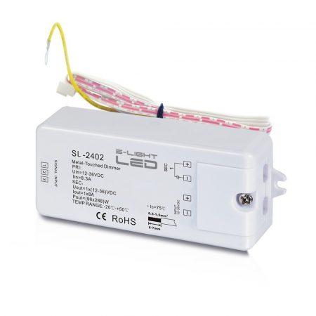 LED SL-2402 touch dimmer 1*8A 12-36 VDC