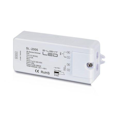 LED dimmer/ LED szalag fényerőszabályzása
