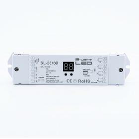 SL-2316B DALI DIMMER 4x350mA POWER LED fényerőszabályzására