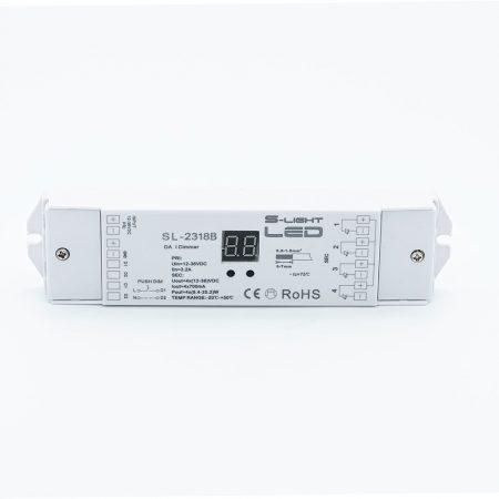 SL-2318B DALI DIMMER 4x700mA Power LED fényerőszabályzására