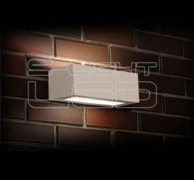 Nowodvorski Gipsy Prostokat fali lámpa