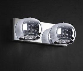 Zuma Crystal Line 02A fali lámpa