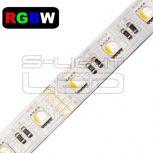 RGBW színváltós+fehér LED szalag