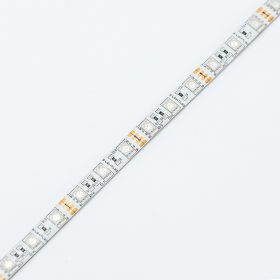 SL-RGB-5050WU-12VDC  60LED/méter IP65 PU S-LIGHT LED RGB LED szalag