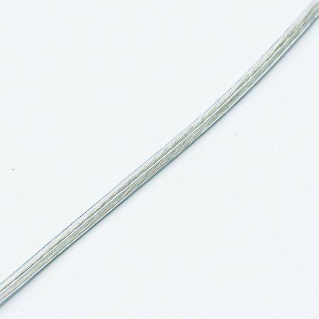Vezeték  2-eres átlátszó vezeték 2*0,5mm2 -  LED szalagok telepítéséhez