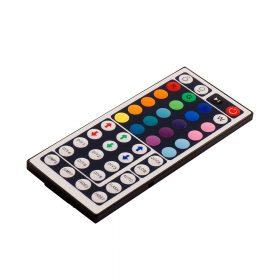 RGB LED VEZÉRLŐ SL-IR44 72W/12V IR (infravörös) 44 gombos távirányítóval