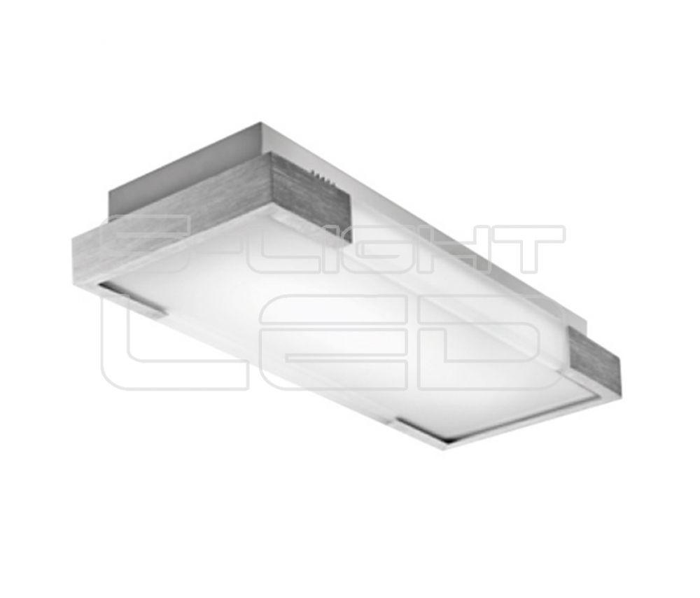 AZzardo Solid szögletes mennyezeti lámpa
