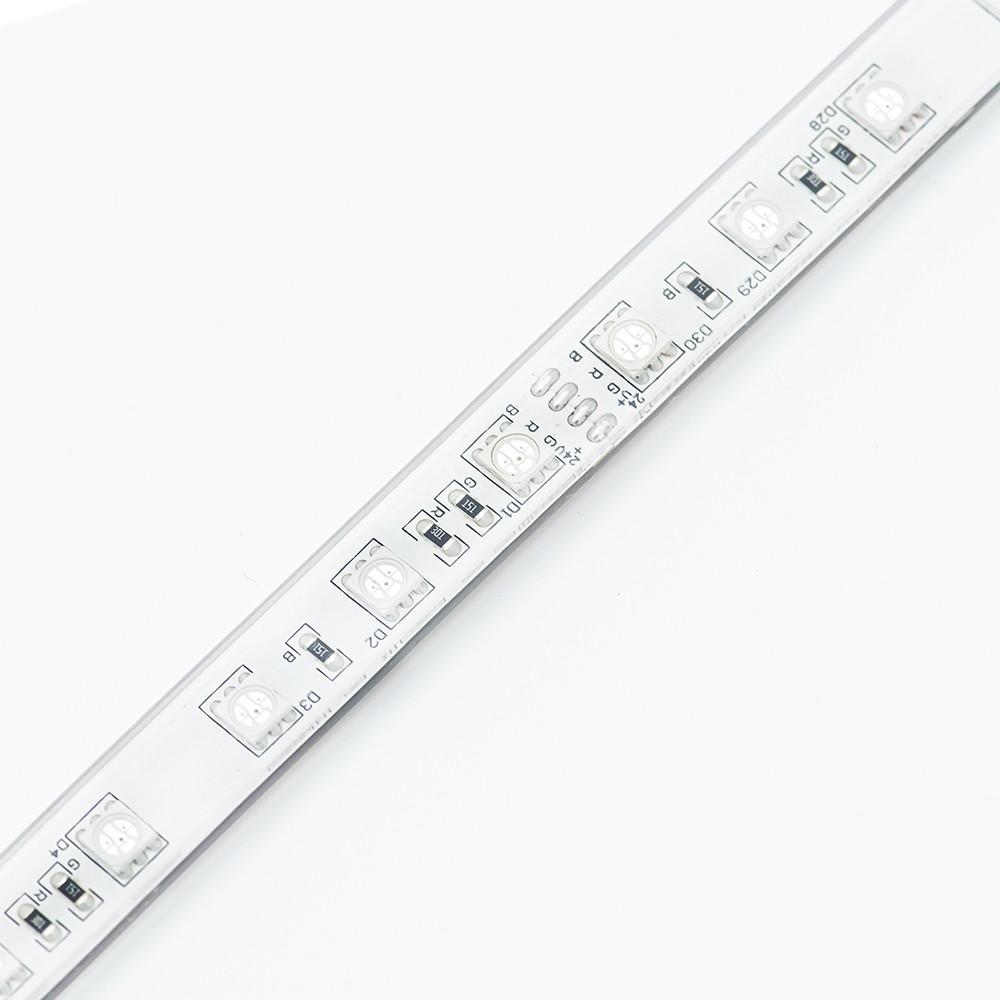SL RGB5050WS LED szalag IP68 vízálló 12V RGB színváltós (5 méteres tekercsben)