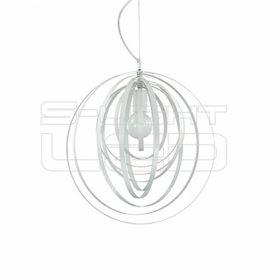 IDEAL LUX Disco SP1 Bianco 1x60w