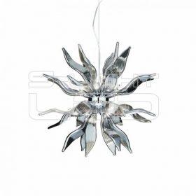 IDEAL LUX Leaves SP12 Fumé 12X40W
