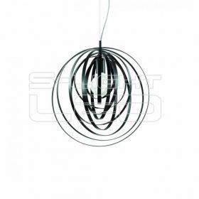 IDEAL LUX Disco SP1 Nero 1x60w