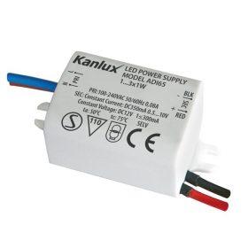 Kanlux ADI 350 tápegység 3W DC 350 mA