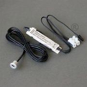 LED KAPCSOLÓ IRH1101  befúrható  30W/6-24V DC
