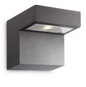 Philips 163209316 Riverside kültéri fali lámpa (antracit szürke) 3x1W