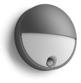 Philips 1645693P3 Capricorn kültéri fali lámpa (antracit szürke) 1x6W mozgásérzékelős