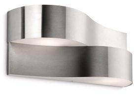 Philips 171854716 Oriole kültéri fali lámpa (rozsdamentes acél) 2x11W 230V
