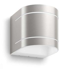 Philips 172954716 Sunset kültéri fali lámpa (rozsdamentes acél) 2x4.5W