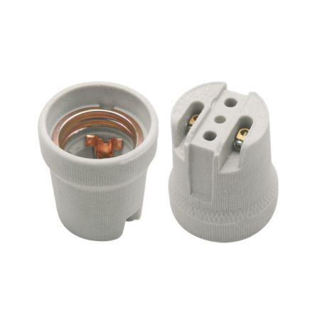 Kanlux HLDR E27 porcelán foglalat /2160/