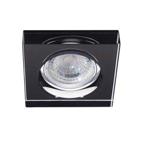 Kanlux MORTA B CT-DSL50-B fekete üveg spot  22110