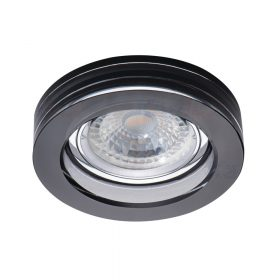 Kanlux MORTA B CT-DSO50-B üveg spot lámpa  22116