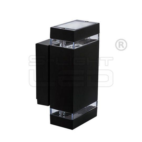 Kanlux ZEW EL-235J-B homlokzati lámpa fekete 22440