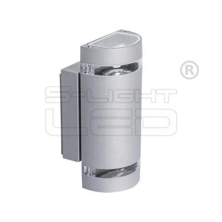 Kanlux ZEW EL-235U-GR lámpa GU10 Szürke kerek 22443