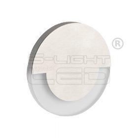 Kanlux lépcsővilágító LED lámpatest SOLA LED meleg fehér 23100