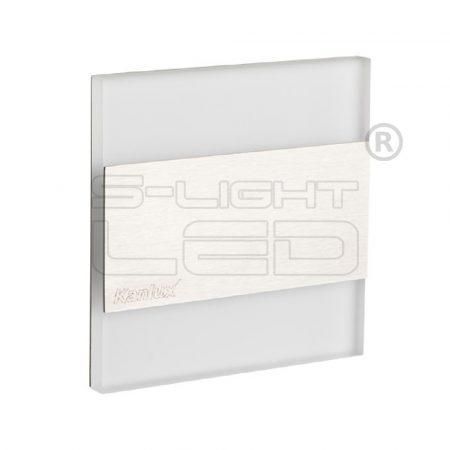 Kanlux lépcsővilágító LED lámpatest TERRA LED meleg fehér 23102