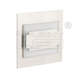 Kanlux lépcsővilágító LED lámpatest TERRA MINI LED meleg fehér