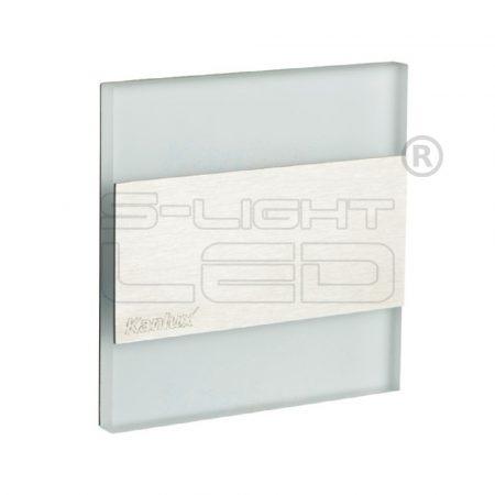 Kanlux lépcsővilágító LED lámpatest TERRA LED hideg fehér 23104