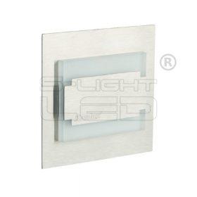 Kanlux lépcsővilágító LED lámpatest TERRA MINI LED hideg fehér 23105