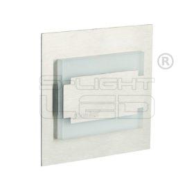 Kanlux lépcsővilágító LED lámpatest TERRA MINI LED hideg fehér