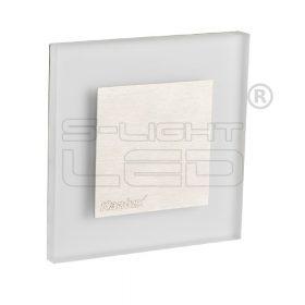 Kanlux lépcsővilágító LED lámpatest APUS LED meleg fehér 23106