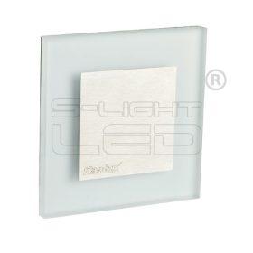 Kanlux lépcsővilágító LED lámpatest APUS LED hideg fehér