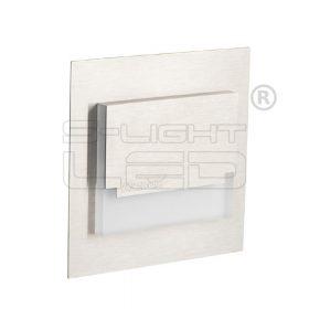 Kanlux lépcsővilágító LED lámpatest SABIK MINI LED meleg fehér