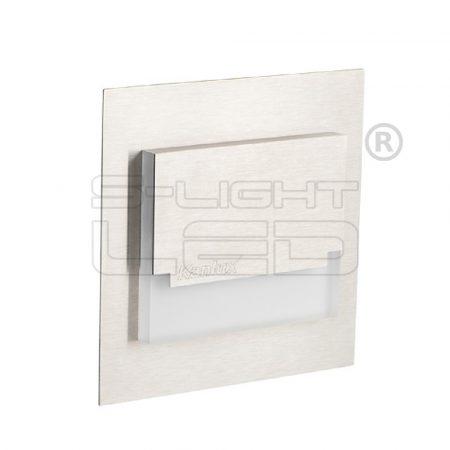 Kanlux lépcsővilágító LED lámpatest SABIK MINI LED meleg fehér 23109