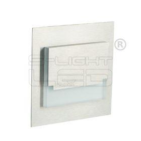 Kanlux lépcsővilágító LED lámpatest SABIK MINI LED hideg fehér 23111