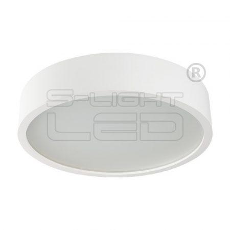 Kanlux JASMIN 370-W/M lámpa E27 2X60W matt fehér